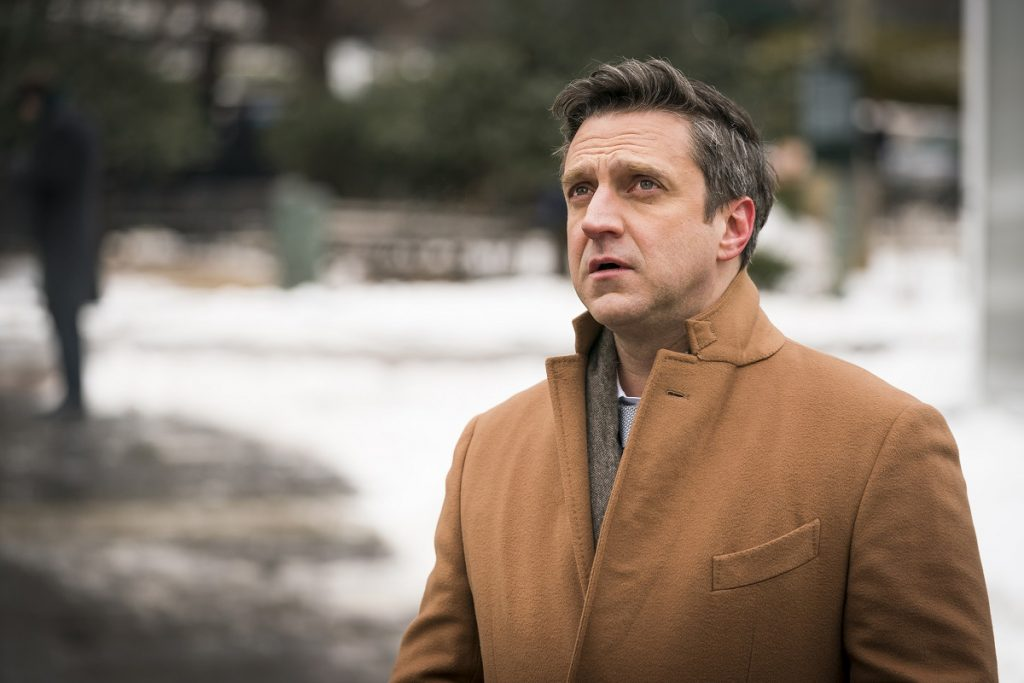 Raúl Esparza in 'Law & Order: SVU'