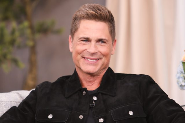 Rob Lowe's Co-Star Refused to Kiss Him Because She 'Knew Where That Mouth Had Been'