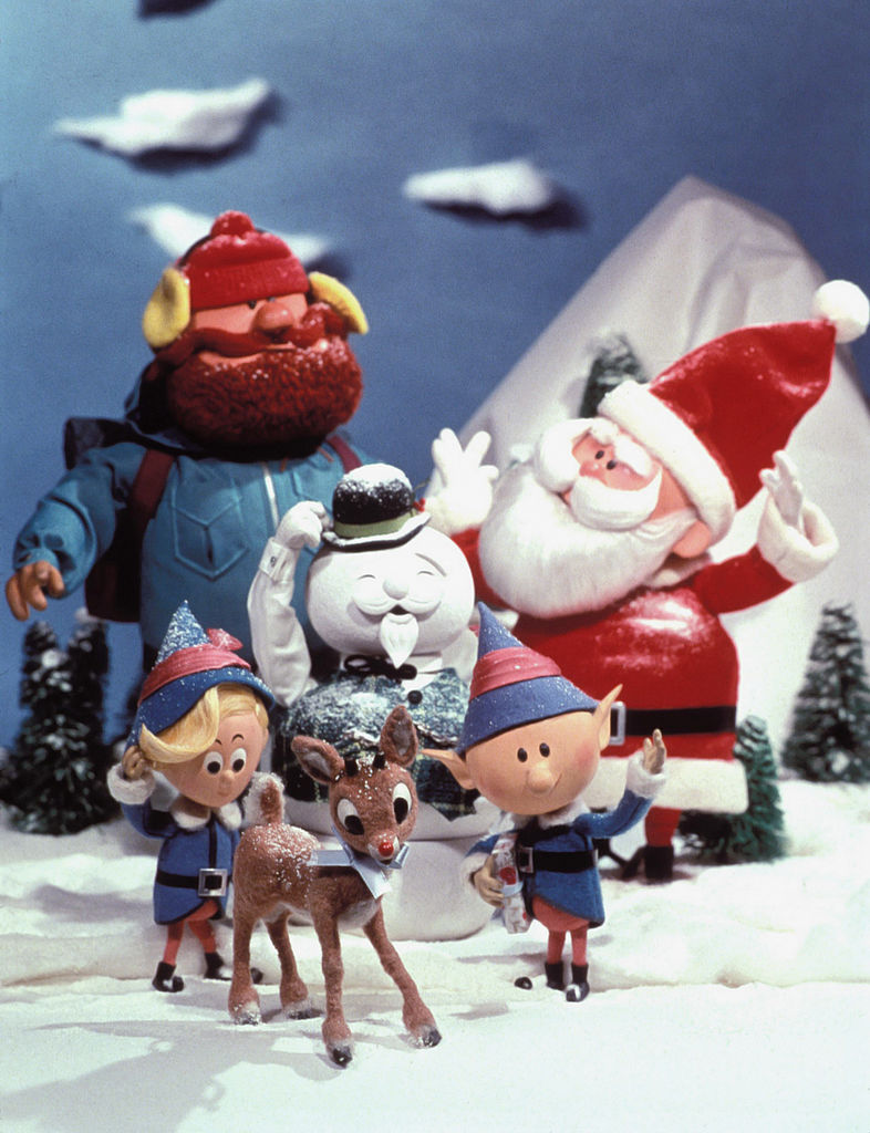 Rudolph the Red-Nosed Reindeer movie characters