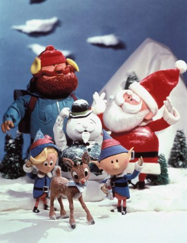 'Rudolph the Red-Nosed Reindeer': These Characters Were Inspired by a Japanese Tourist Attraction