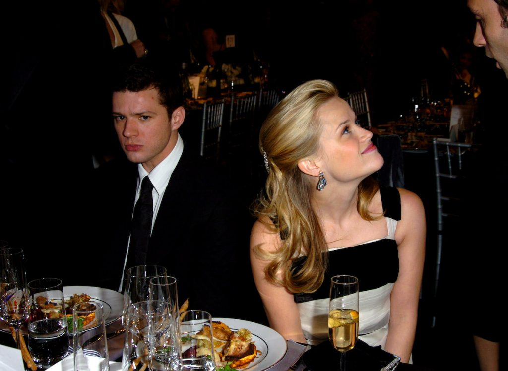 Reese Witherspoon 'flummoxed' by Ryan Phillippe's unscripted money quip at Oscars