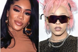Why Saweetie Is Upset About Her Collaboration With Doja Cat