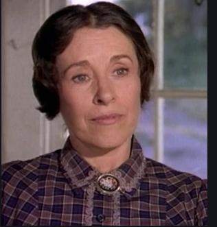 Katherine MacGregor as Harriet Oleson