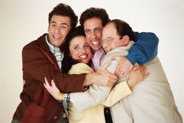 'Seinfeld' Doesn't Have a Traditional Christmas Episode, But They Have a Bizarre Festivus for the Rest of Us
