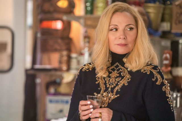 'Sex and the City' Teases Reboot While Kim Cattrall Could Care Less About the Rumor, Instead Bats for 'Filthy Rich'