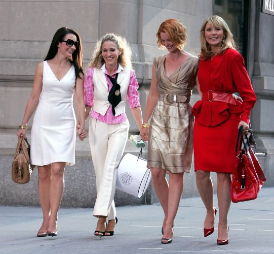How Will the 'Sex and the City' Reboot Deal With the Absence of Samantha Jones?