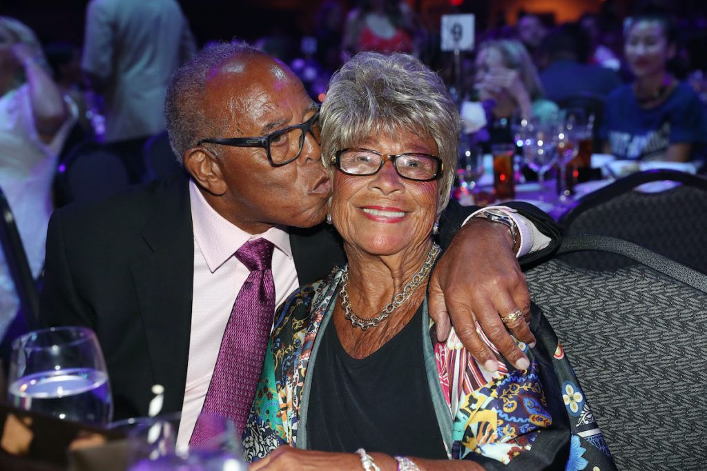 Wendy Williams' parents, Shirley and Tom Williams