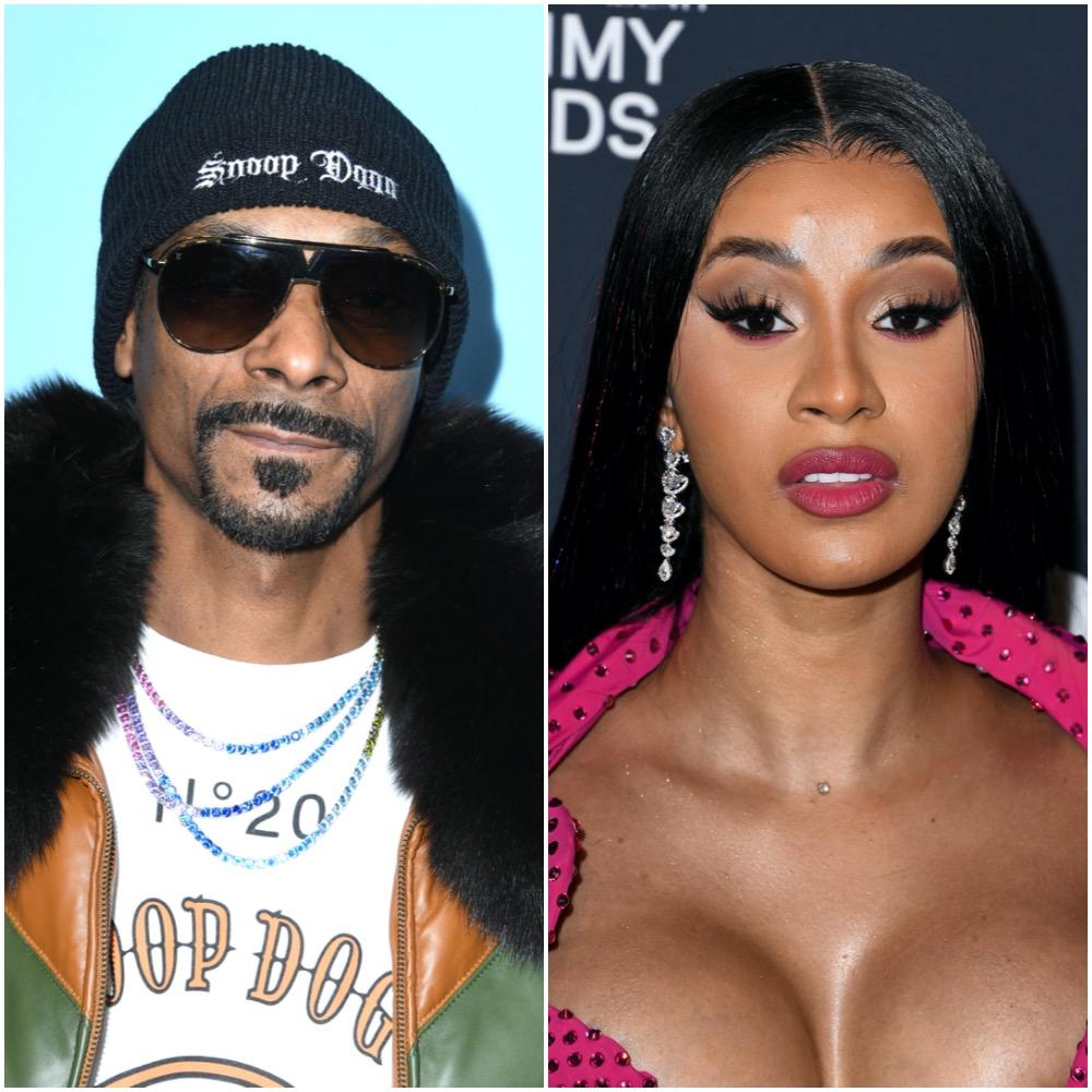 Snoop Dogg and Cardi B