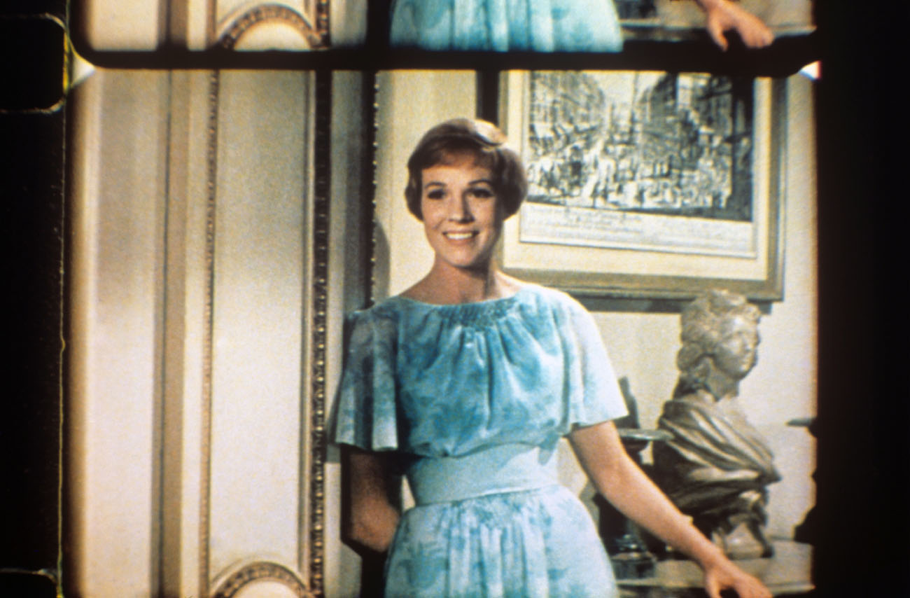 Julie Andrews Once Got A Surprise Performance Of Her Favorite Song From The Sound Of Music That Brought Her To Tears