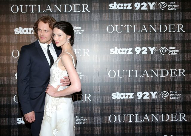 'Outlander': Sam Heughan and Caitriona Balfe's Chemistry Test Solidified Their Roles as Jamie and Claire