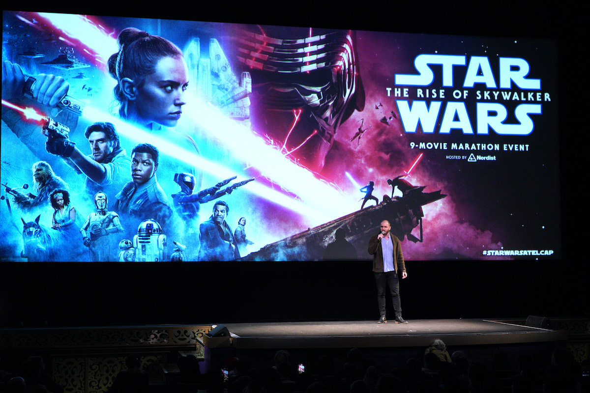 'Star Wars: The Rise Of Skywalker' screening