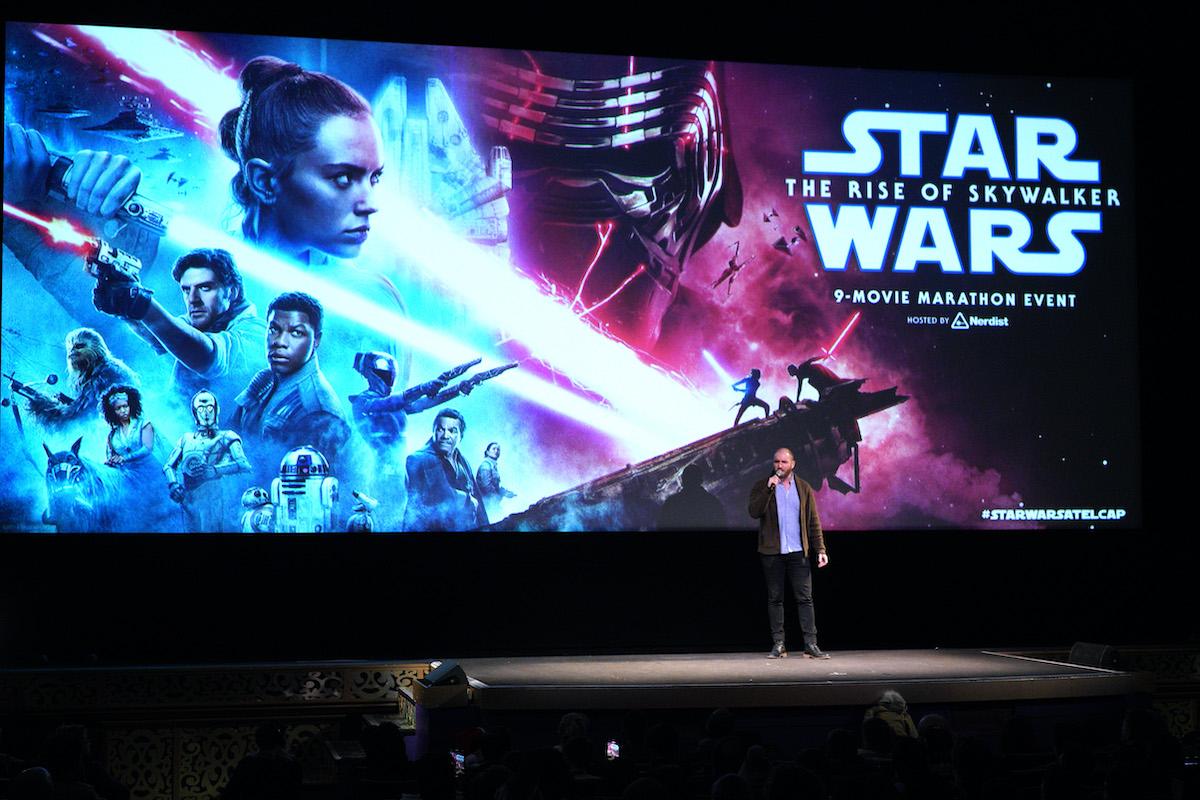 'Star Wars: The Rise Of Skywalker' screening