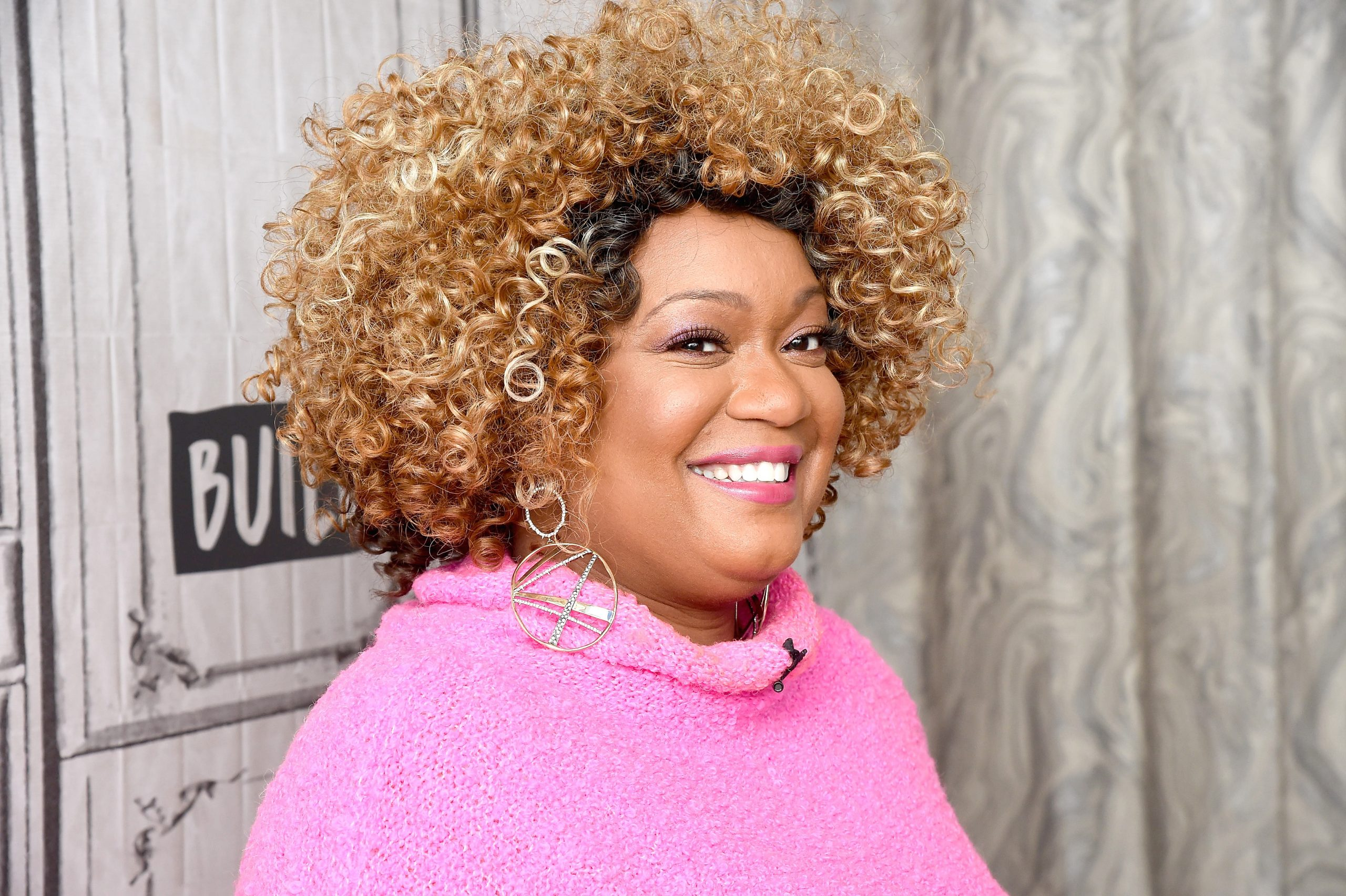 The Kitchen Why Don T Viewers Get To See Sunny Anderson S Home Kitchen