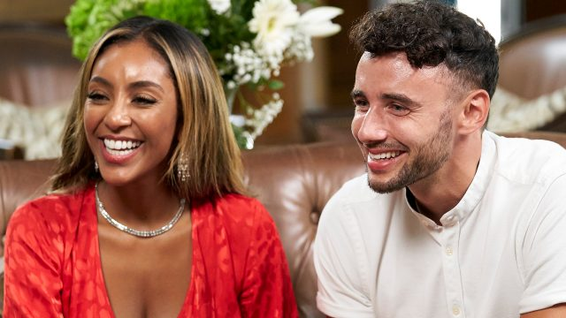 'The Bachelorette' Hints Brendan Morais and Tayshia Adams Will Have a Challenging Discussion in the Finale