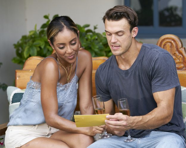 'The Bachelorette': Ben Smith Confirmed He Did Cry After Tayshia Adams Broke His Heart