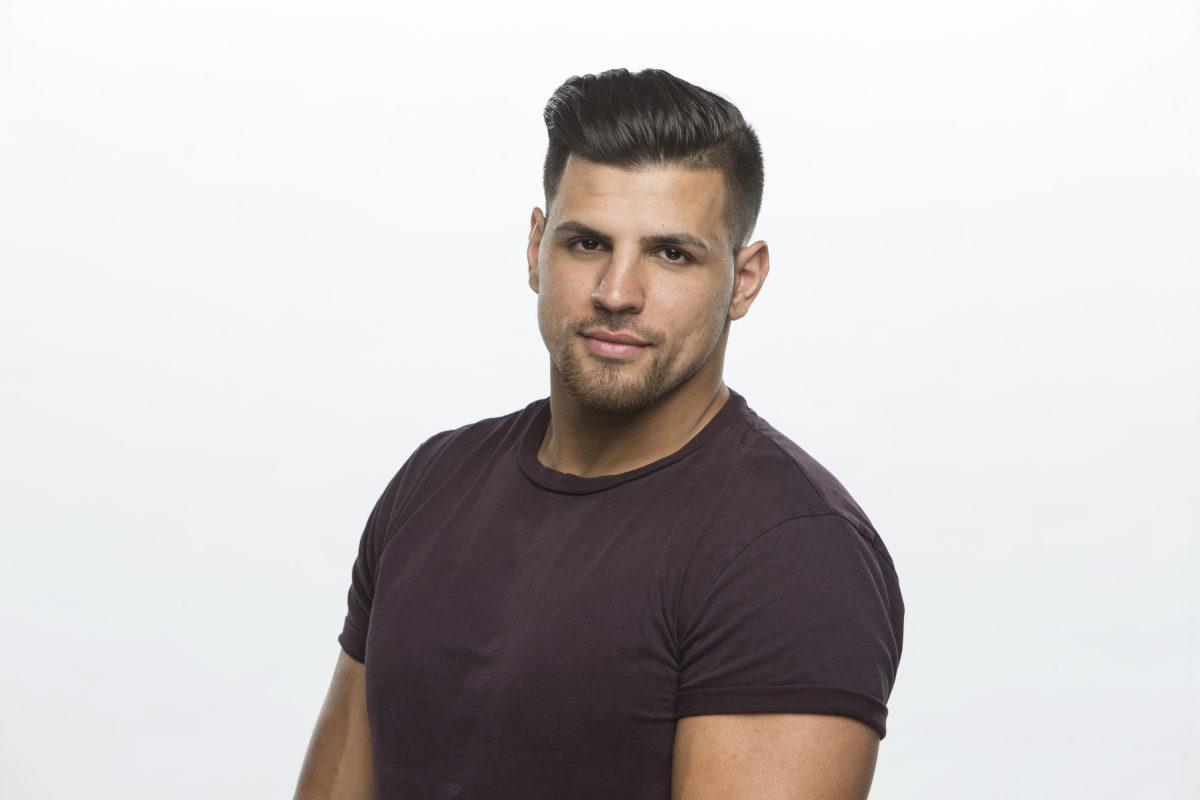 Faysal Shafaat houseguest on the CBS series 'Big Brother 20'