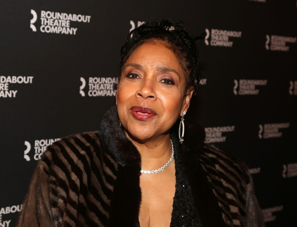 The Cosby Show star Phylicia Rashad