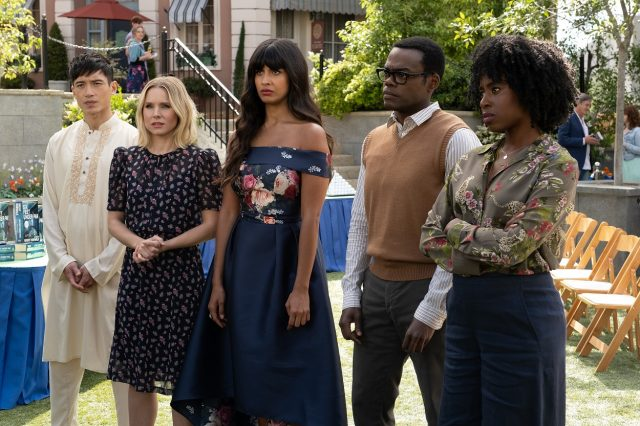 'The Good Place': Which Two Cast Members Were on Another Hit Show Together?