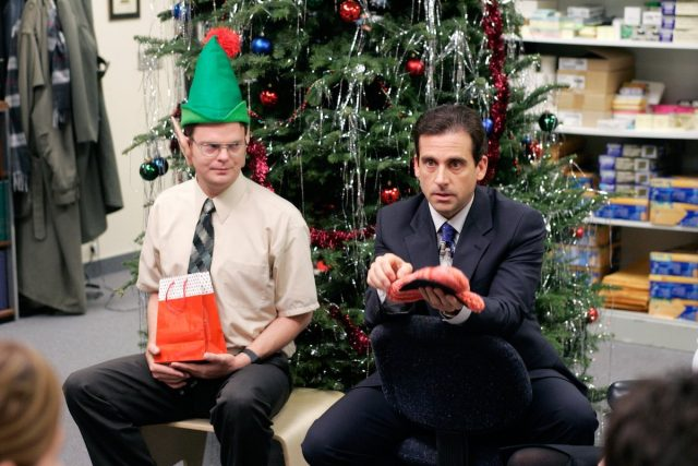 'The Office': This Is the Most Popular Christmas Episode of the Series