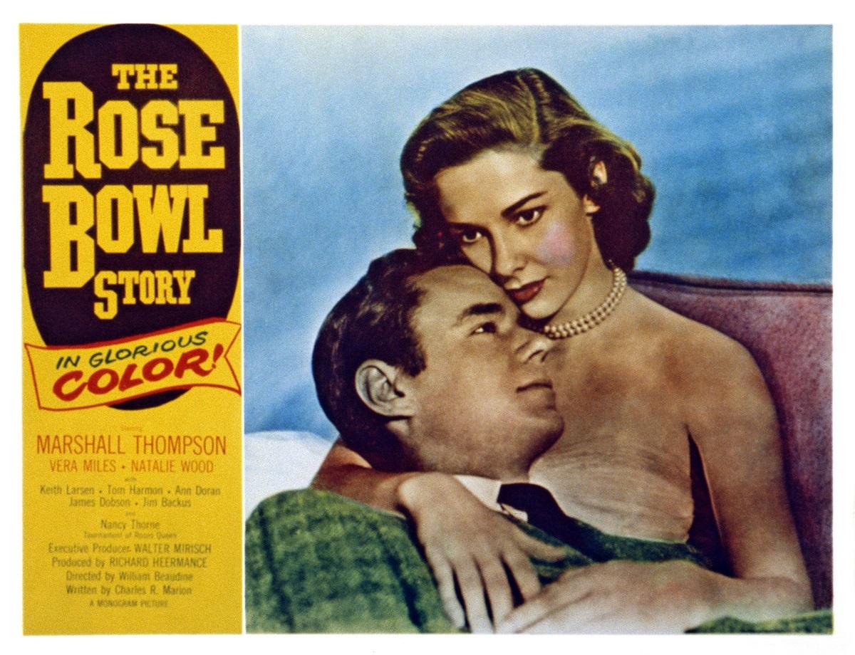 Marshall Thompson and Vera Miles