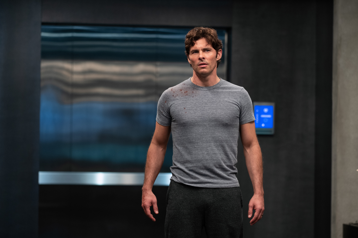 The Stand: James Marsden