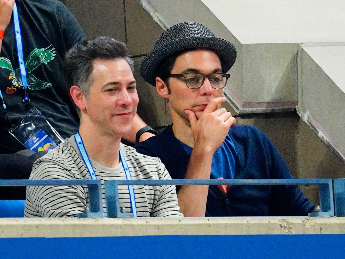 Todd Spiewak and Jim Parsons