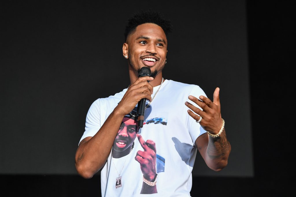 Trey Songz performs during Lil Weezyana 2019 at UNO Lakefront Arena on September 07, 2019 in New Orleans, Louisiana | Erika Goldring/Getty Images