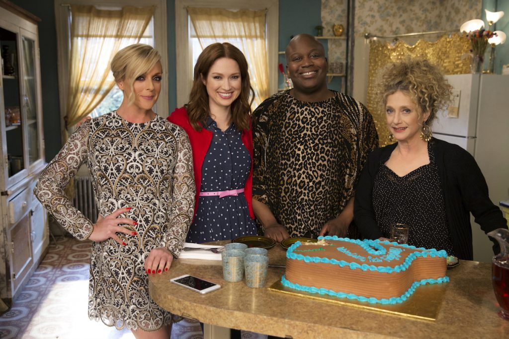 'Unbreakable Kimmy Schmidt' Episode Titled 'Kimmy Meets and Old Friend!'