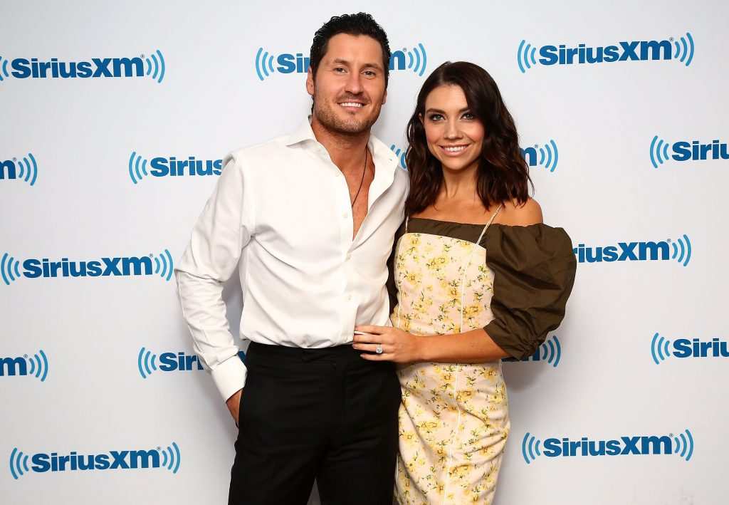 Val Chmerkovskiy and Jenna Johnson of 'DWTS'