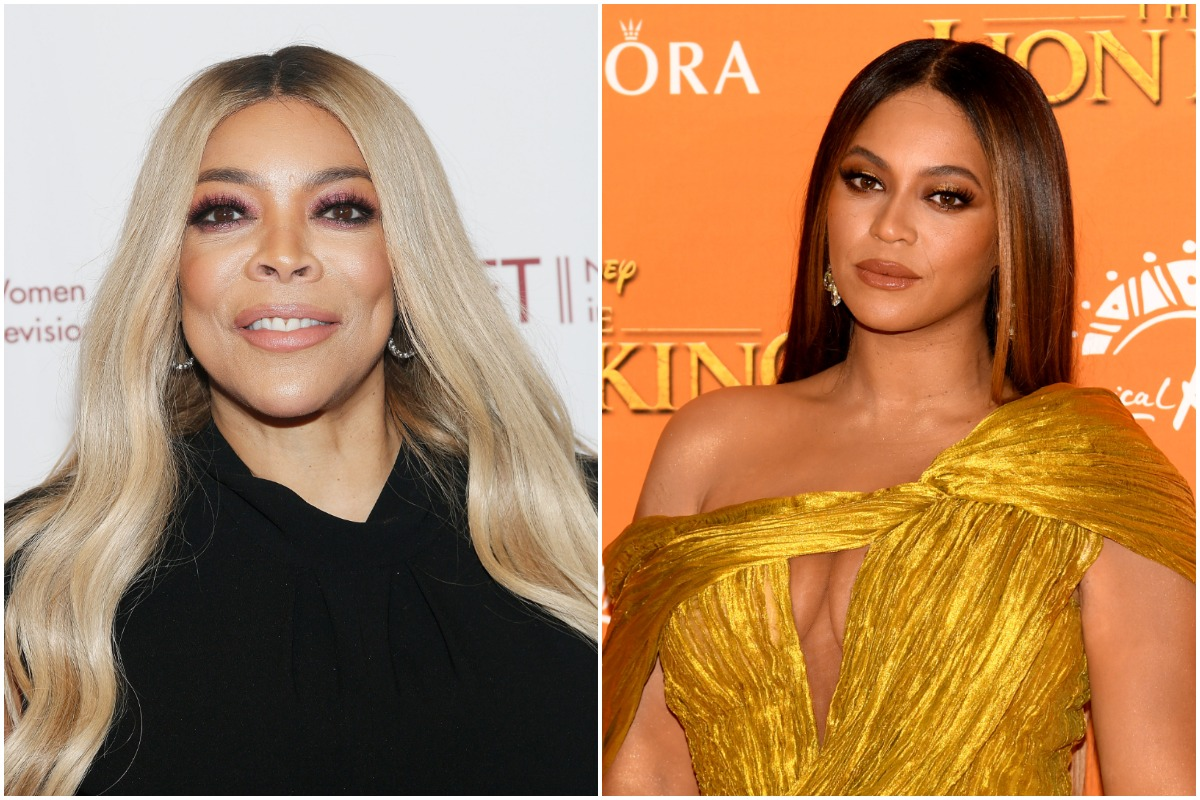 TV personality Wendy Williams attends the 2019 NYWIFT Muse Awards at the New York Hilton Midtown on December 10, 2019 in New York City.