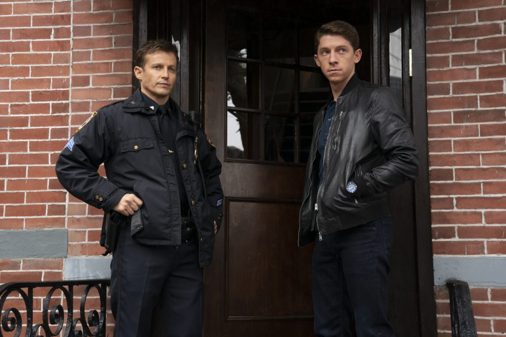 Will Estes and Will Hochman   Patrick Harbron/CBS via Getty Images
