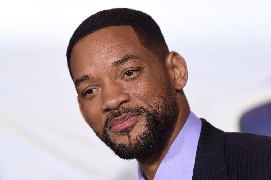 Will Smith at the Los Angeles World Premiere of  'Focus' in 2015 | Axelle/Bauer-Griffin/FilmMagic