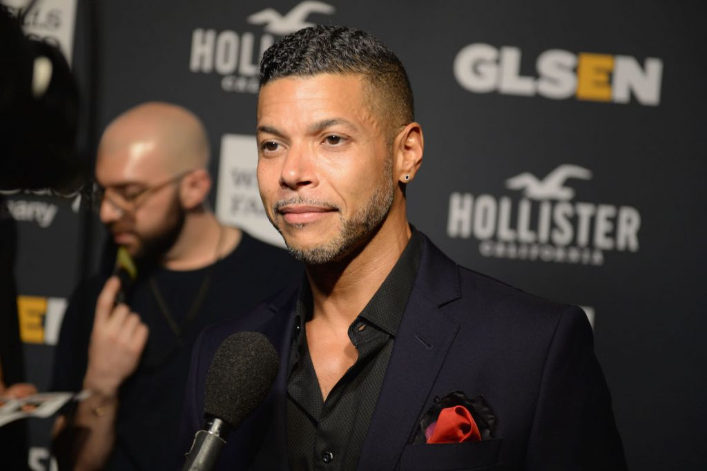 Wilson Cruz attends the 2019 GLSEN Respect Awards at Cipriani 42nd on May 20, 2019 in New York City   Andrew Toth/Getty Images