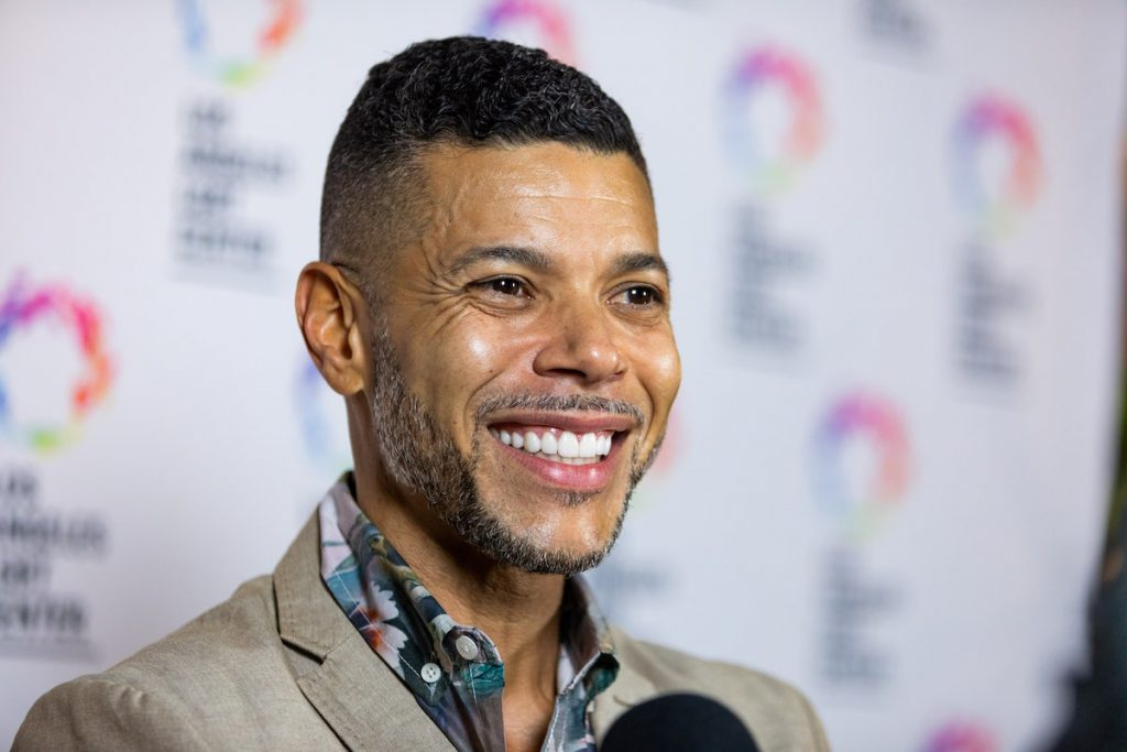 Wilson Cruz attends The Los Angeles LGBT Center Presents The New Normal: Television And The Emergence Of LGBT Identities Forum at The Renberg Theatre on January 30, 2019 in Los Angeles, California   John Wolfsohn/Getty Images