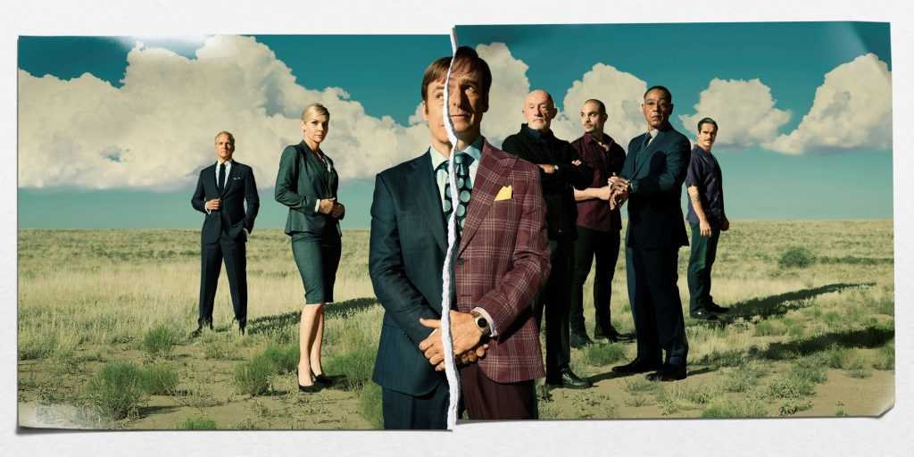 Better Call Saul promo photo