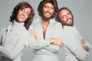 The Bee Gees' 1st Disco No. 1 Hit Was Inspired by a Rickety Bridge