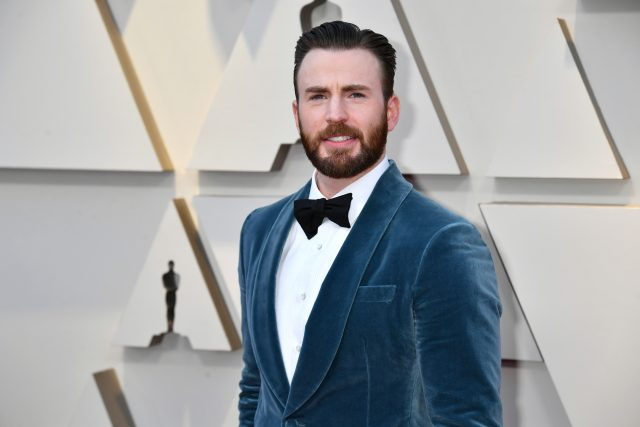 Chris Evans' Musical Talent Dates Back Much Further Than His Viral Piano Playing