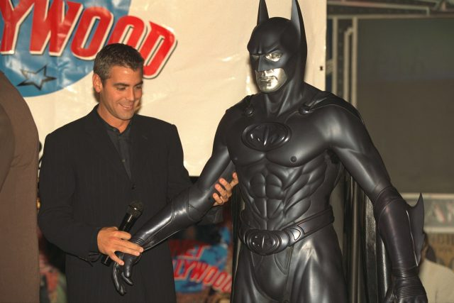 George Clooney Told Ben Affleck To Make Sure His Batman Suit Didn't Have Nipples on It