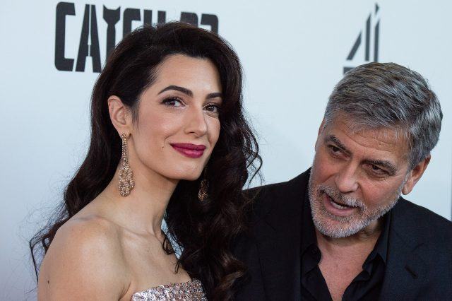 George Clooney Says It Took Amal 20 Minutes To Respond To His Marriage Proposal