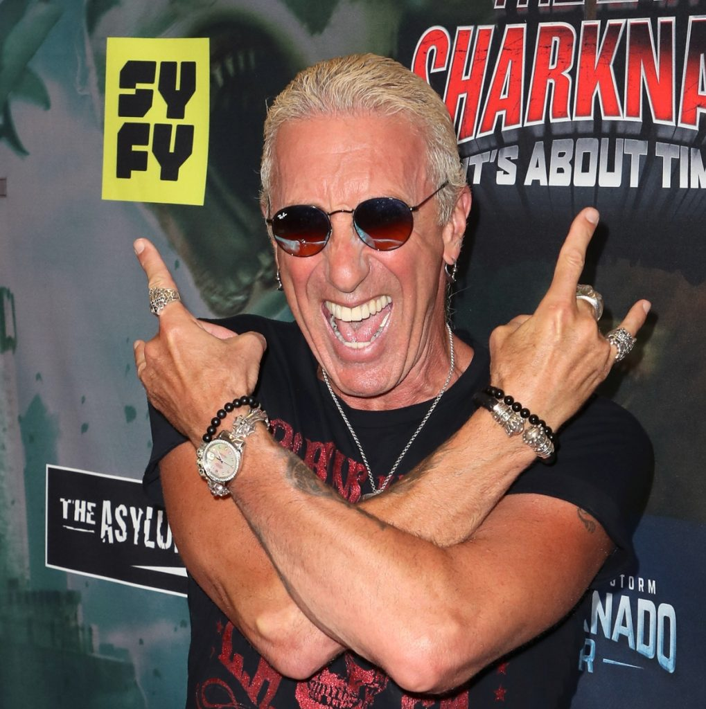 Twisted Sister Star's Hidden Connection with Celine Dion Christmas Hit