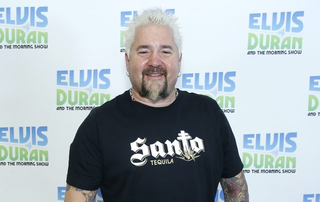 Guy Fieri's Recent Fundraising Efforts Prove He Doesn't Deserve Any of the Hate He Receives