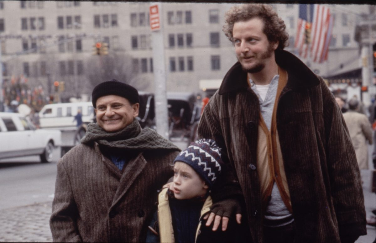 Scene from Home Alone 2
