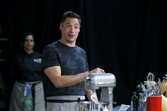 Jeff Mauro Says 1 of Food Network's Art Directors Also Loves Pulling Terrifying Pranks On Set