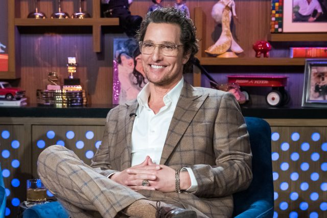 Matthew McConaughey Reflects on 2020: The Surprising Way His Life Was 'Enriched' During the Pandemic