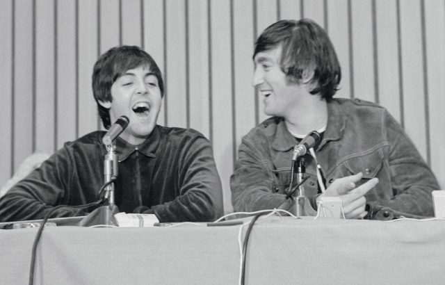 Paul McCartney Once Had to Convince John Lennon That People Would Remember Him