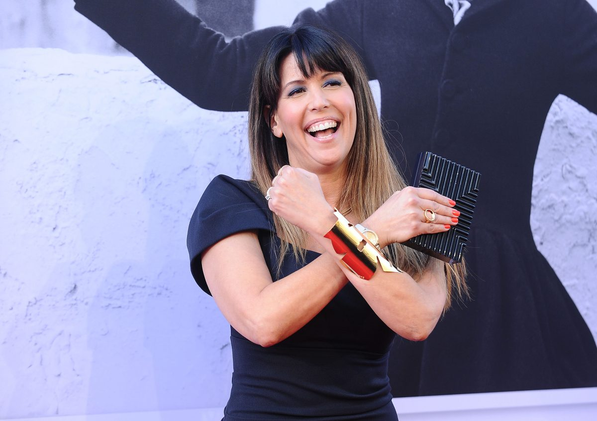 Patty Jenkins attends the AFI Life Achievement Award gala on June 8, 2017 in Hollywood, California.