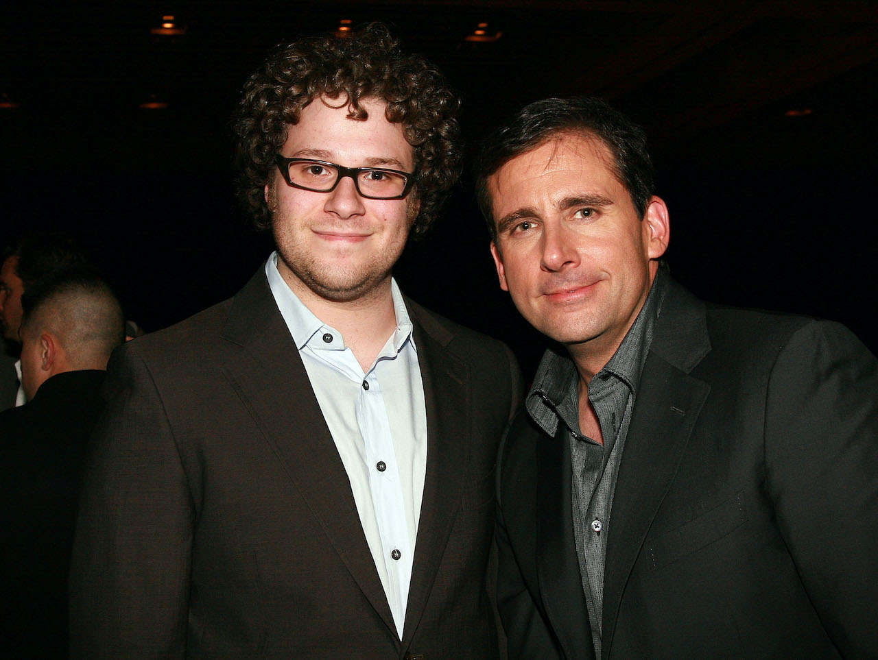 Seth Rogen and Steve Carell
