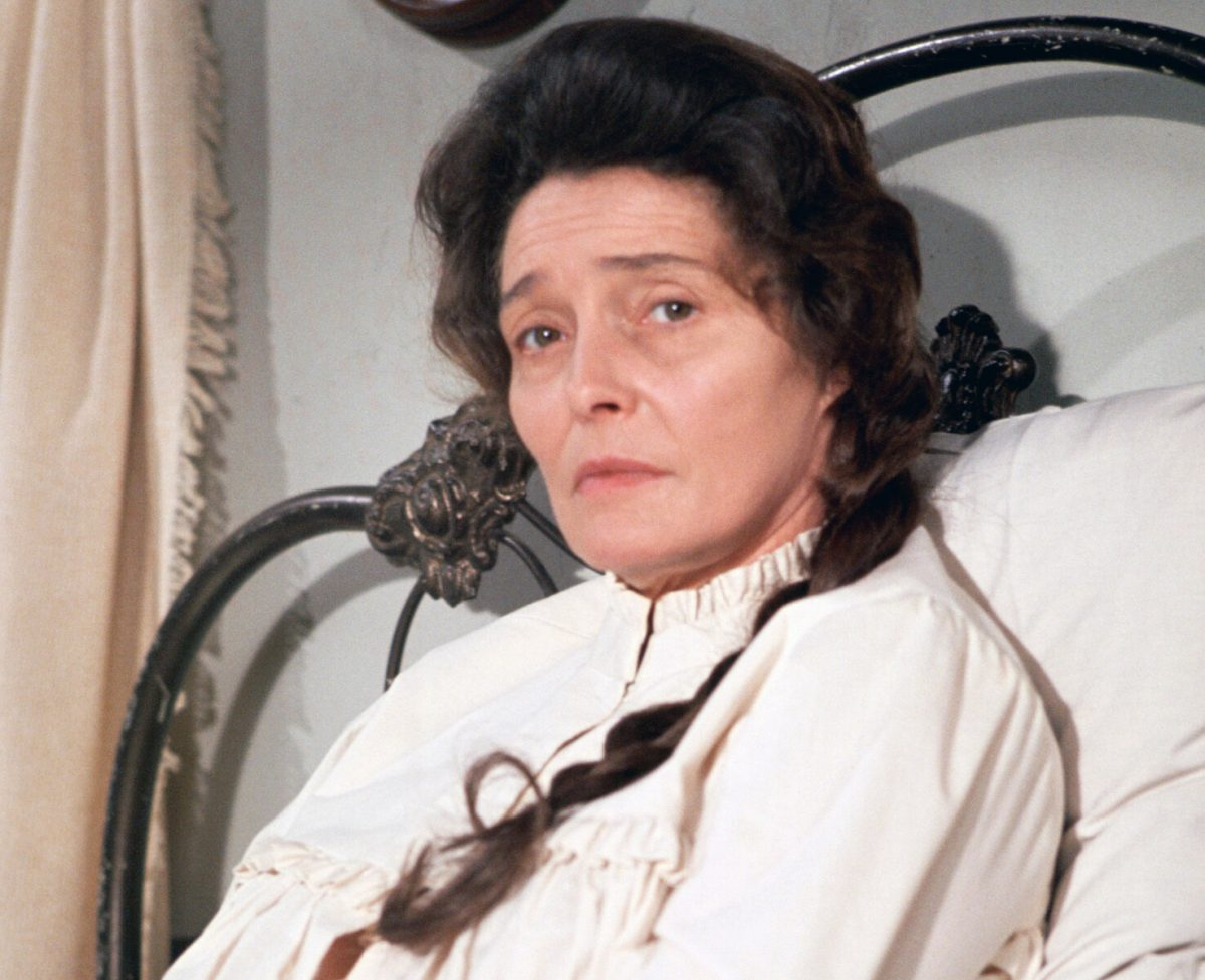 Patricia Neal on 'Little House on the Prairie'