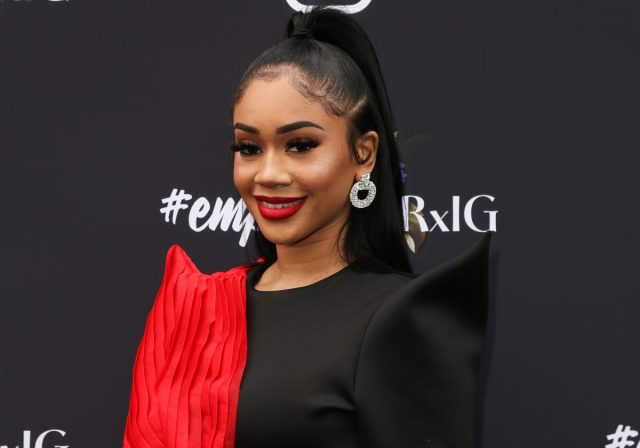 Saweetie Reveals She Skips Deodorant and Uses a Natural Treatment for Armpits