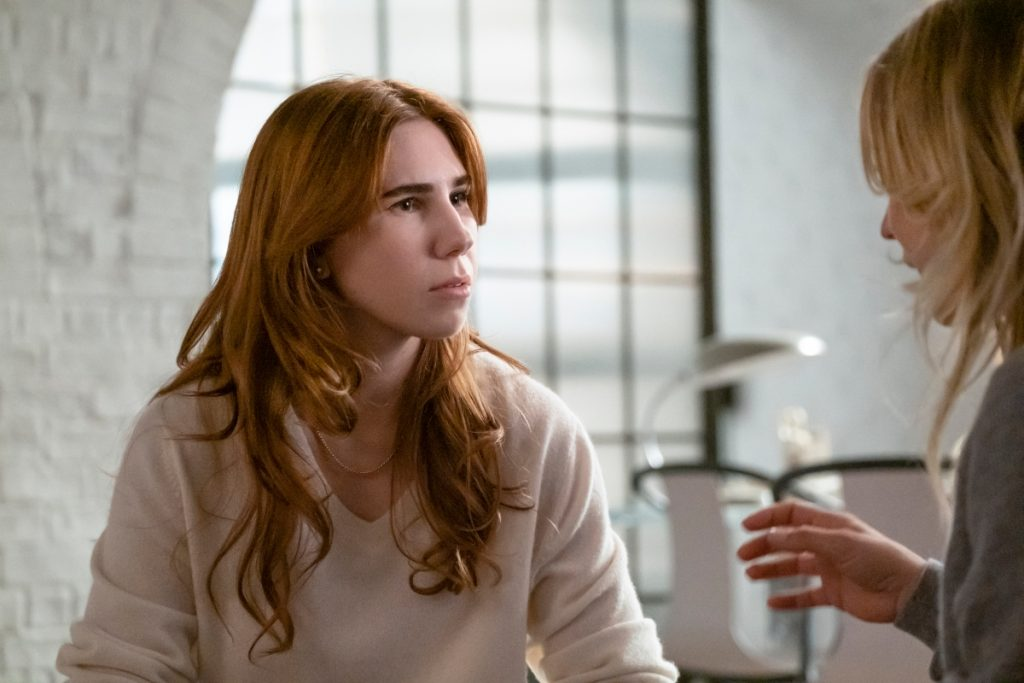 'The Flight Attendant' with Zosia Mamet